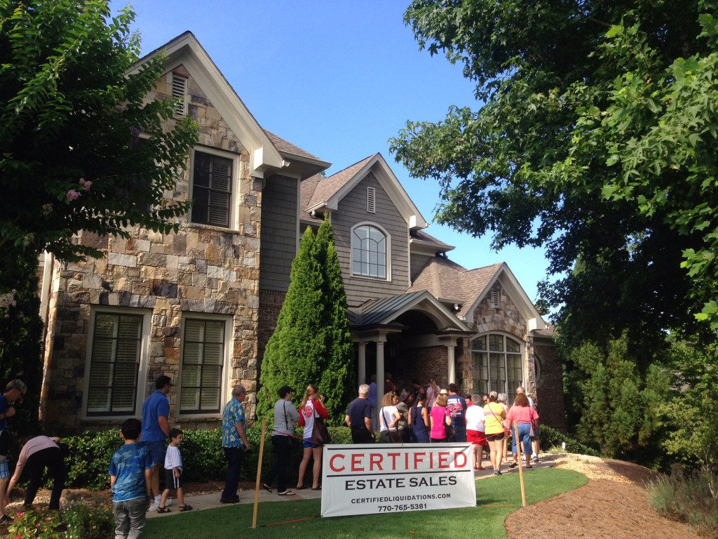 Estate sales companies in Atlanta