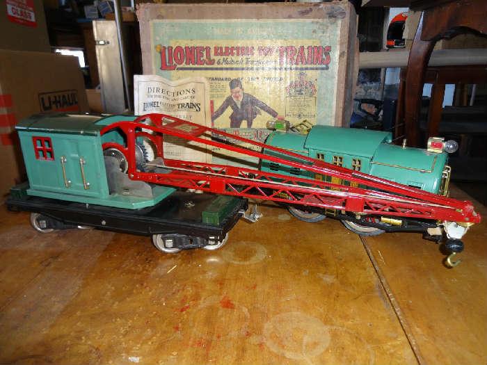 Estate Sales Lionel Trains