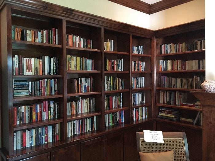 books for sale in alpharetta via estate sales